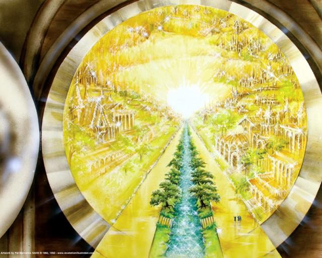 New Jerusalem, Pat Marvenko, Revelation Illustrated