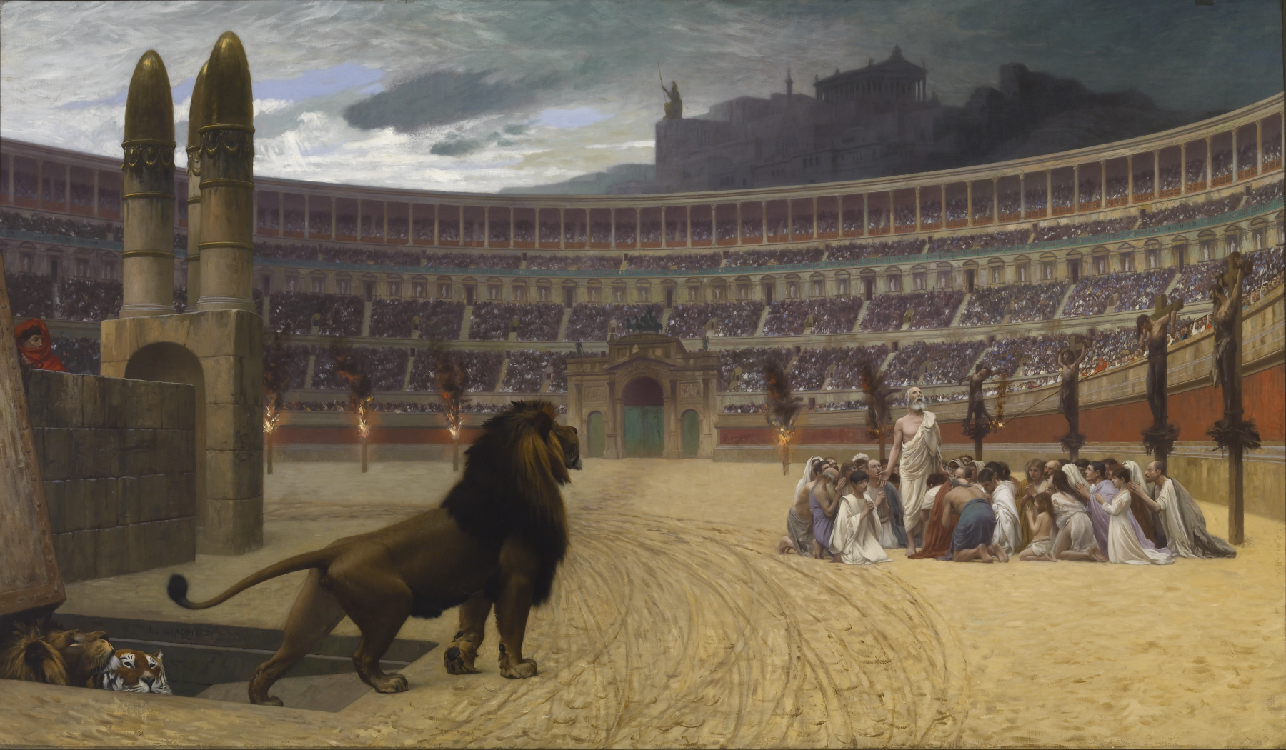 Part   The Clash Of The Kingdoms Creation To New Creation  A - Christian museums in the usa