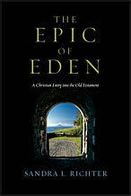 Cover for Richter S L  'The Epic of Eden'