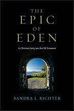 Cover for Richter S L  'The Epic of Eden'