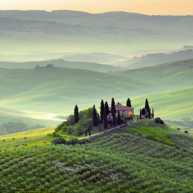 Tuscany, Italy, landscape